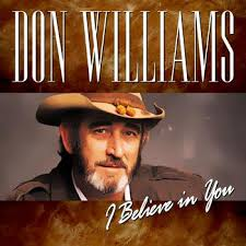 don williams i believe in you album cover