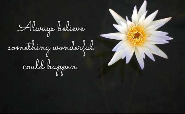 something-wonderful