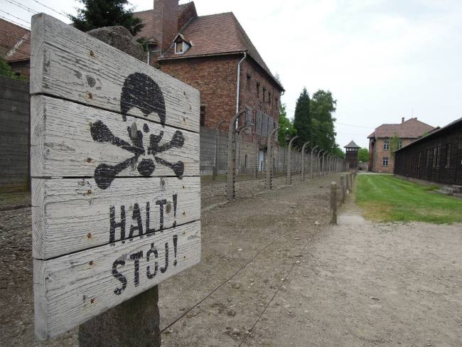 Auschwitz Concentration Death Camp