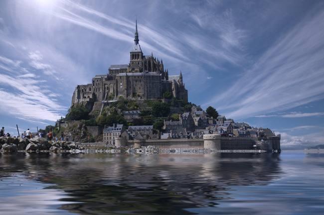 Image of a Fantasy Castle