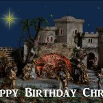 Happy Birthday, Christ!