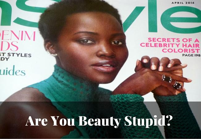 Picture of Lupita Nyong'o | Are You Beauty Stupid?