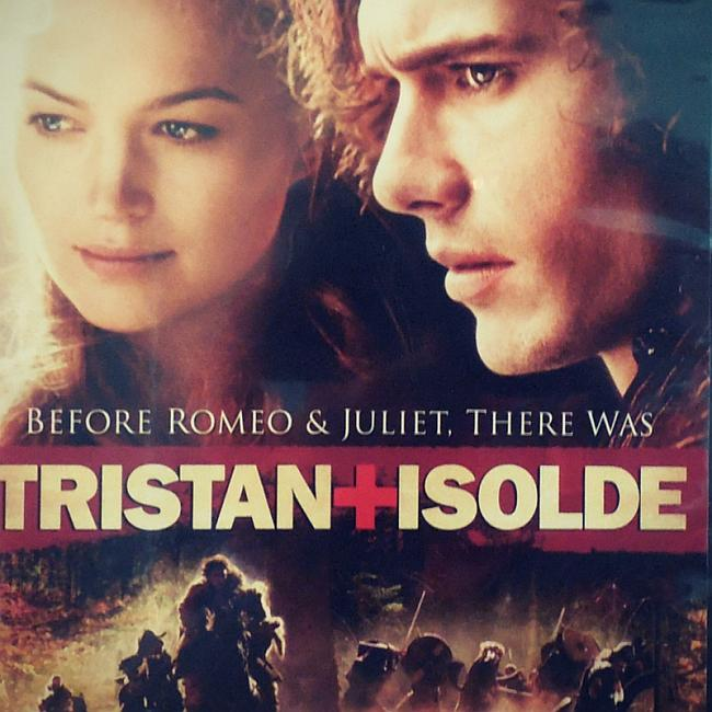 Tristan + Isolde (2016) DVD cover