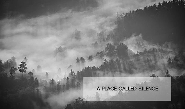 If Silence Was a Place