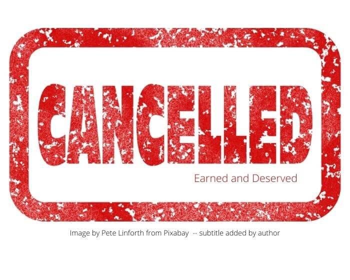 Cancel Culture and Accountabilityi