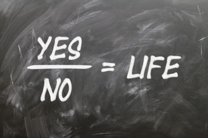 Say No, So You Can Say Yes